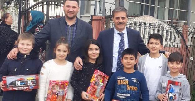 Sosyal belediyeciliğe örnek Serdivan Mahalle Gönüllüleri