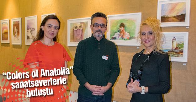 Türk ressamlardan yılın ilk sergisi