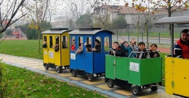 Yarıyıl tatilinin adresi Serdivan Trafik Park