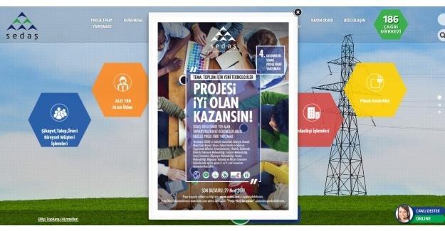 SEDAŞ yarışma posterlerini paylaştı