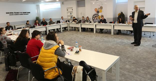 Uluslararası Ticaret Elçileri Projesi'nde eğitimler başladı