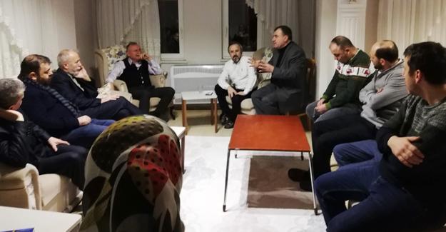 Zafer Kazan adil yönetimi anlatmaya devam ediyor