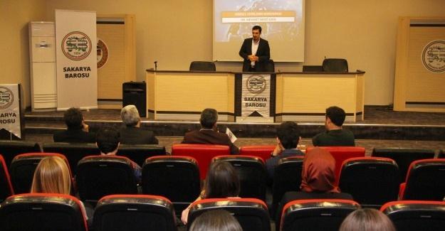 Baro'dan 'Kişisel Verilerin Korunması Kanunu' semineri