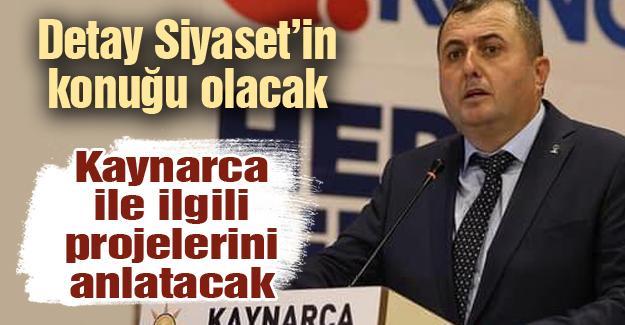 Başkan adayı Murat Kefli Detay Siyaset'in konuğu olacak
