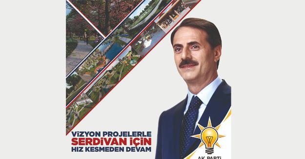 Başkan Alemdar vizyon projelerini açıklıyor