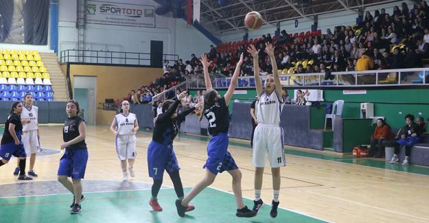 Genç Kızlar Basketbol İl Birinciliği sona erdi