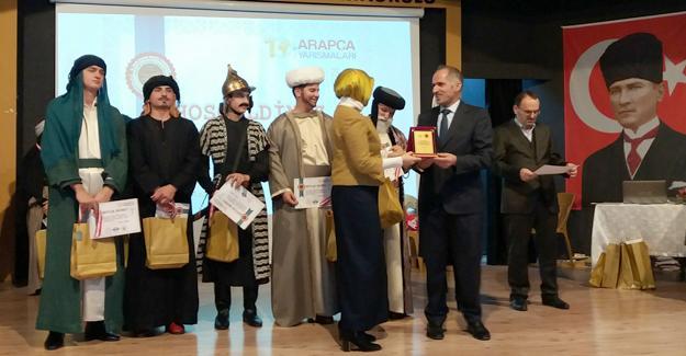 İmam Hatip Liseleri arasında Arapça yarışmaları yapıldı
