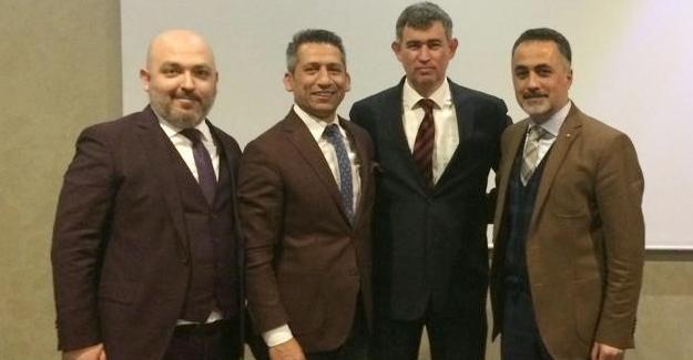 Başkan Burak Edirne'de
