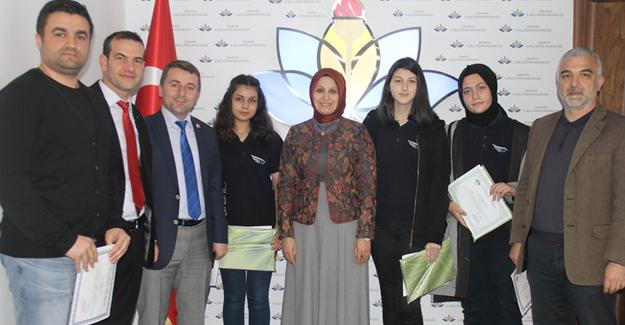 Güzel Sanatlar Lisesi'nden Türkiye başarıları