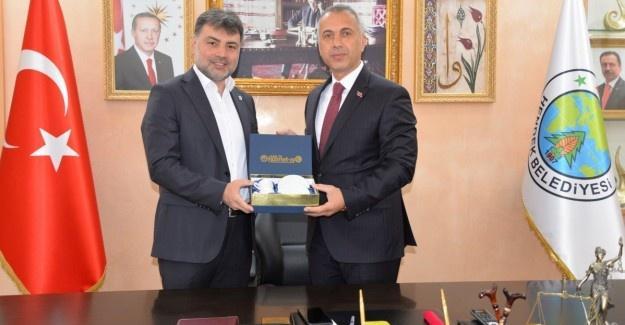 Hizmet-İş'ten Başkan Babaoğlu'na ziyaret
