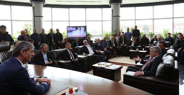 """""""Hizmetlerimizle Serdivan'ı Türkiye'ye duyuracağız"""""""