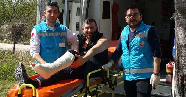 Sağlık ekipleri 54 hastayı sandığa taşıdı