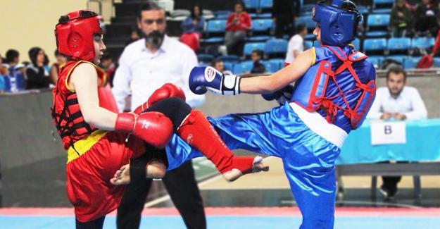 Wushu Kung Fu Şampiyonası başladı