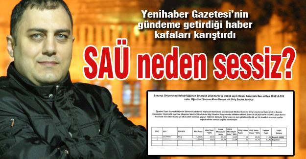 Yenihaber Gazetesi'nin gündeme getirdiği haber kafaları karıştırdı
