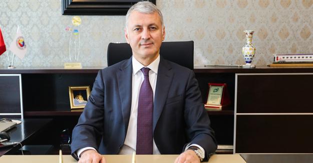 Başkan Altuğ'dan Kadir Gecesi mesajı