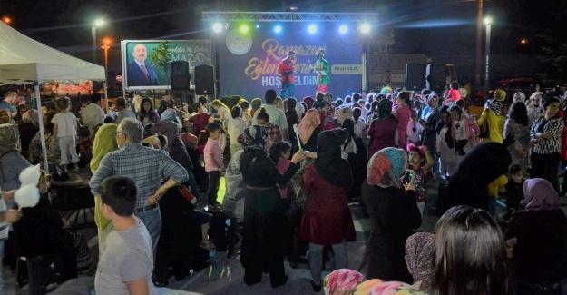 Erenler'de Ramazan etkinlikleri sürüyor