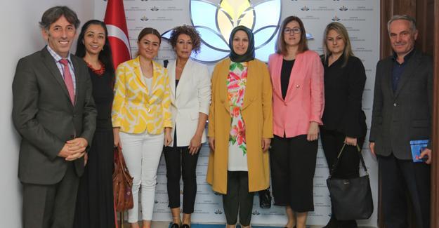 Kadın girişimcilerden Durmuş'a ziyaret