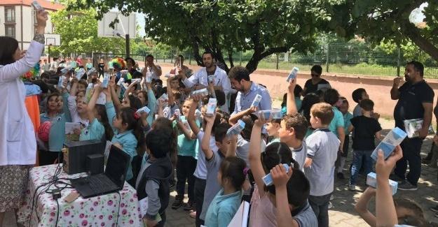 Karasu'da Dünya Süt Günü kutlandı