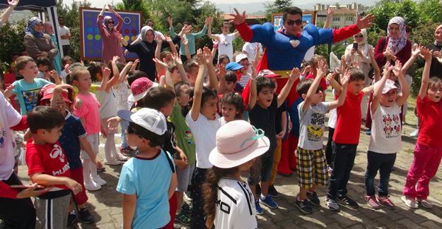 Okul Dışarıda ve Oyun Oynama Günü etkinlikleri
