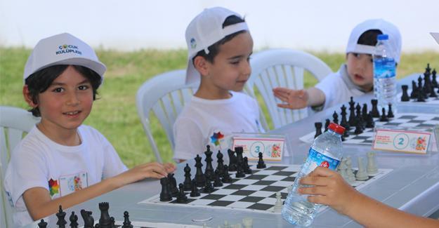 Sapanca SGM'de turnuva şenliği