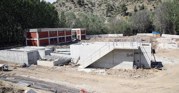 Taraklı'ya dört dörtlük atık su arıtma tesisi