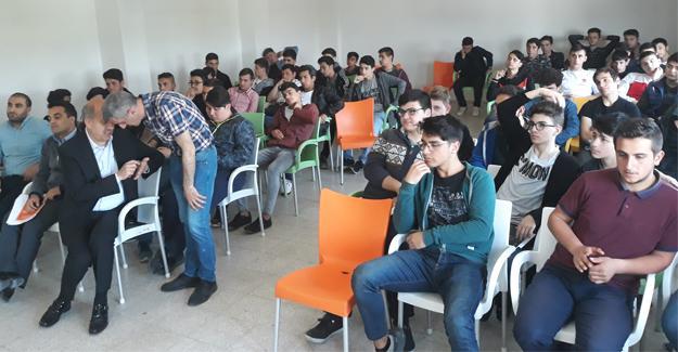 Ümit Erdal MTAL'den proje yaygınlaştırma semineri