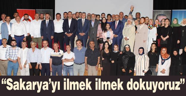 AK Parti 60. danışma meclisi yapıldı