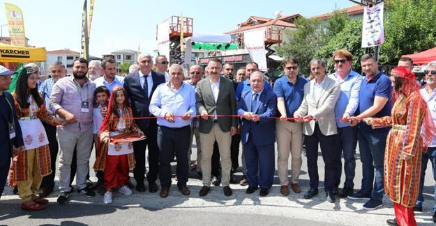 İş Makinaları Doğu Marmara sektör buluşması etkinliği başladı