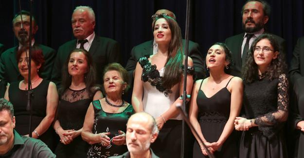 SATSO Türk Müziği Topluluğu'ndan  yaz konseri