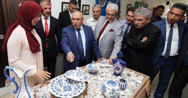 Yenikent HEM Yılsonu Sergisi açıldı