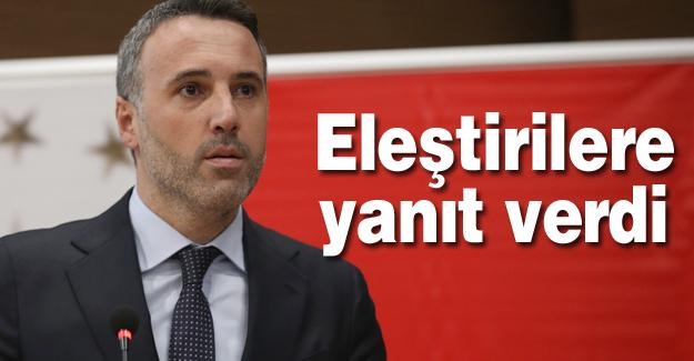 """""""AK Partili belediyelerle kimse yarışamaz"""""""