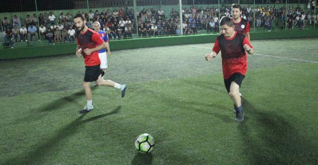 Arifiye İlçe Futbol Turnuvası devam ediyor