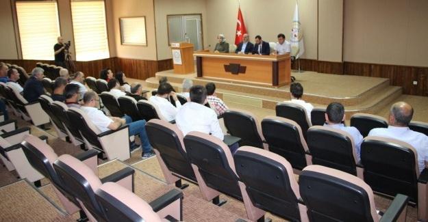 Erenler Belediyesi'nde Temmuz ayı meclis toplantısı yapıldı