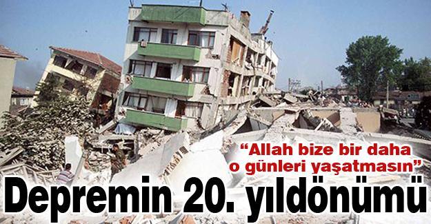 """""""Allah bize bir daha o günleri yaşatmasın"""""""