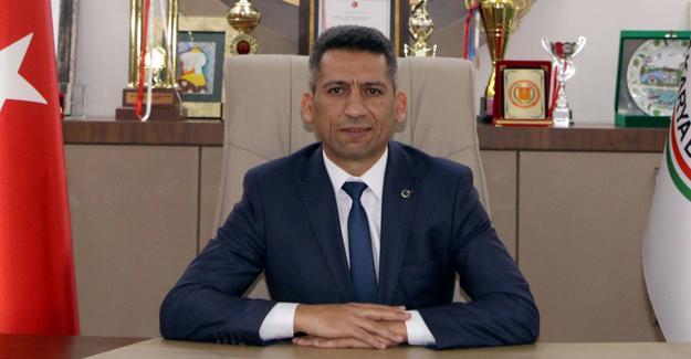 Başkan Burak'tan Kurban Bayramı mesajı