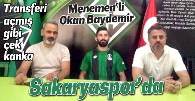 Okan Baydemir Sakaryaspor'da