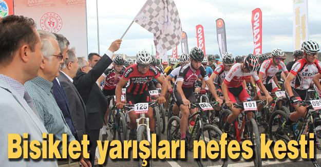 Türkiye MTB Şampiyonası Sakarya'da yapıldı