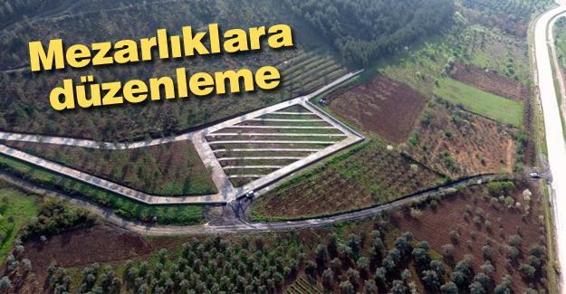 Yeni mezarlık alanları açılıyor