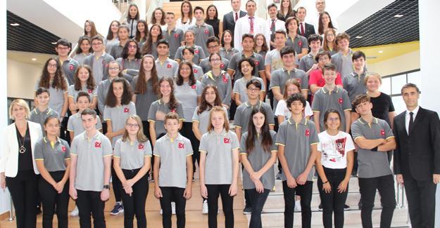 Bahçeşehir Koleji yeni eğitim-öğretim yılına merhaba dedi