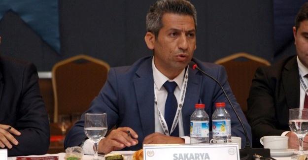 Başkan Burak, 39. Baro Başkanları Toplantısı'na katıldı