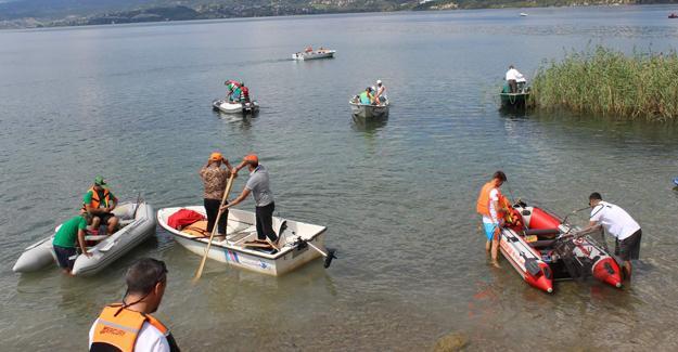 Gölbaşıpark'ta Ulusal Turna Balığı Yarışması