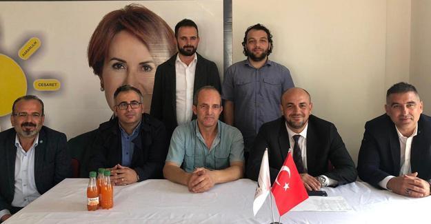 İYİ Parti'den ilçe ziyaretleri