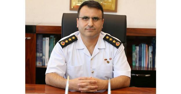 """Jandarma Albay Yiğit; """"Gaziler onurumuzdur"""""""
