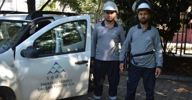 SEDAŞ, kaçak elektrik ile mücadeleye devam ediyor