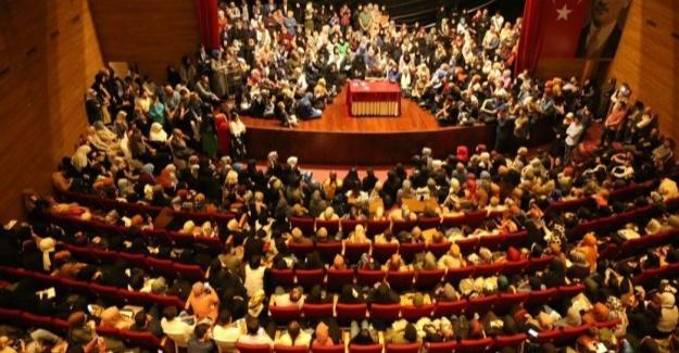 Hayati İnanç konferansına büyük ilgi