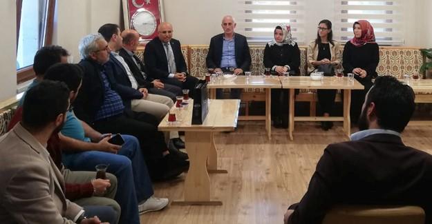 AK Parti Adapazarı ziyaretlerine devam ediyor