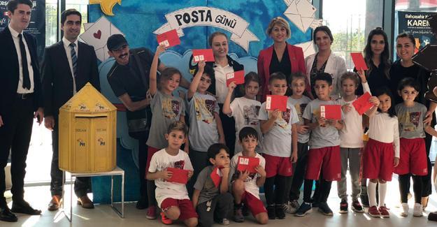 Bahçeşehir KolejiDünya Posta Günü'nü kutladı!