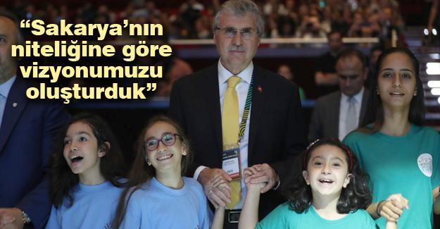 Başkan Yüce Marmara Uluslararası Kent Forumuna katıldı