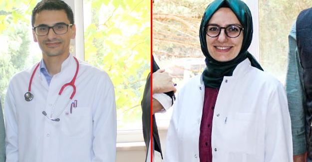 Ferizli'ye 2 yeni uzman hekim atandı