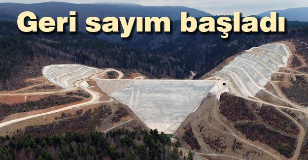 Her yönüyle ilklerin projesi Akçay Barajı